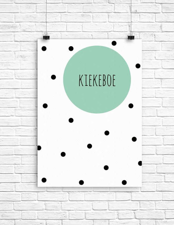 Poster Kiekeboe